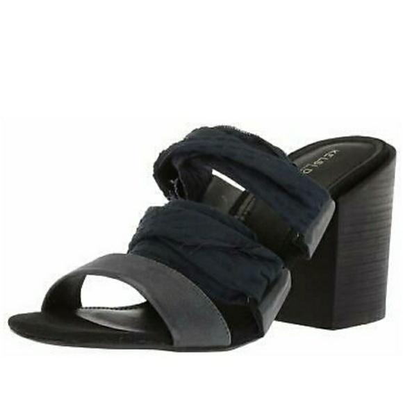 Kelsi Dagger Shoes - Kelsi Dagger Brooklyn Monaco Slide Sandal